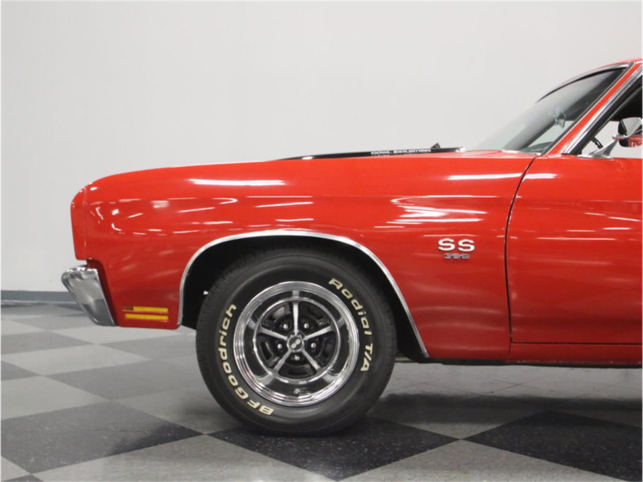 Large Picture of '70 Chevrolet Chevelle SS - $45,995.00 Offered by Streetside Classics - Nashville - MFNU