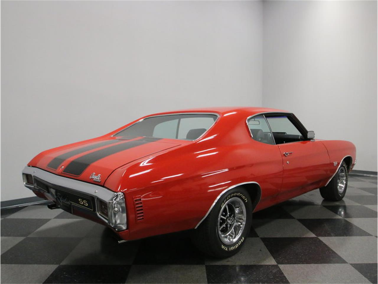 Large Picture of Classic '70 Chevrolet Chevelle SS - $45,995.00 - MFNU