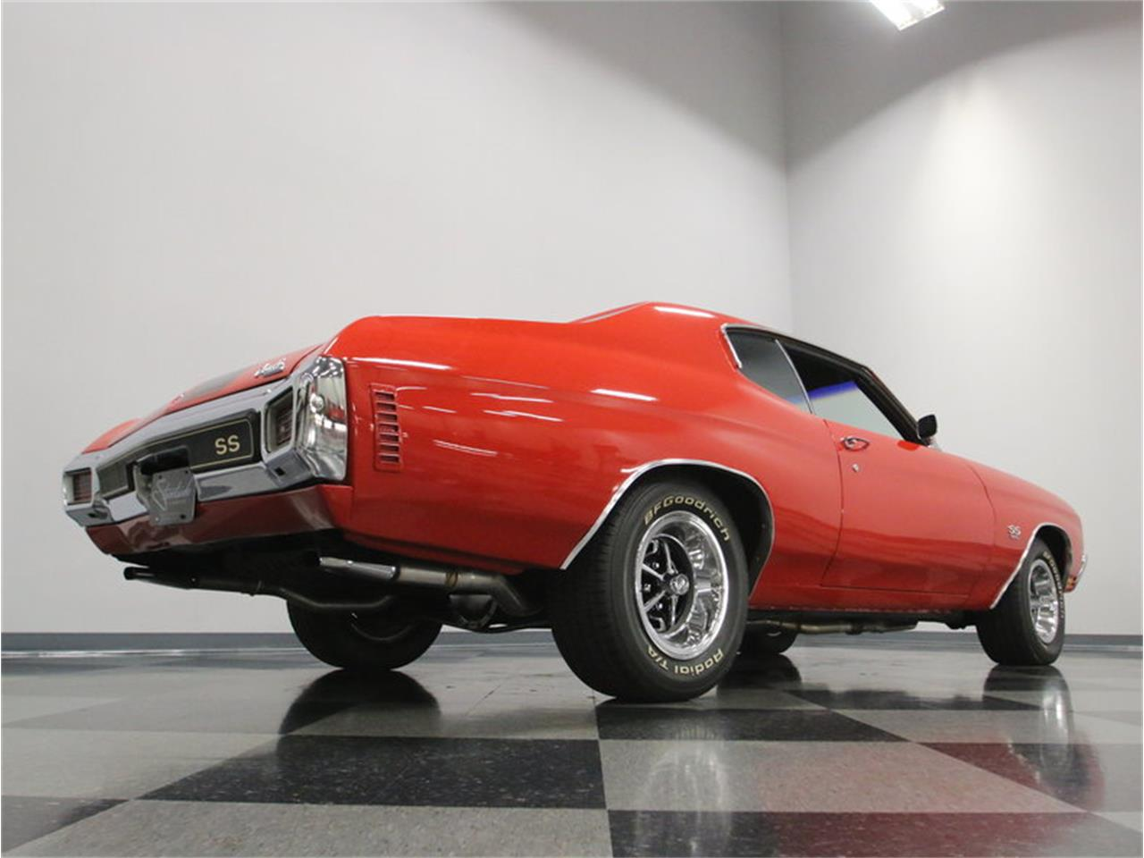 Large Picture of '70 Chevrolet Chevelle SS located in Lavergne Tennessee - $45,995.00 - MFNU