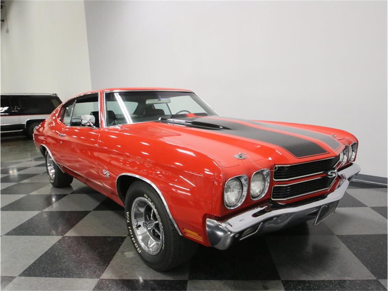 Large Picture of '70 Chevelle SS located in Lavergne Tennessee Offered by Streetside Classics - Nashville - MFNU