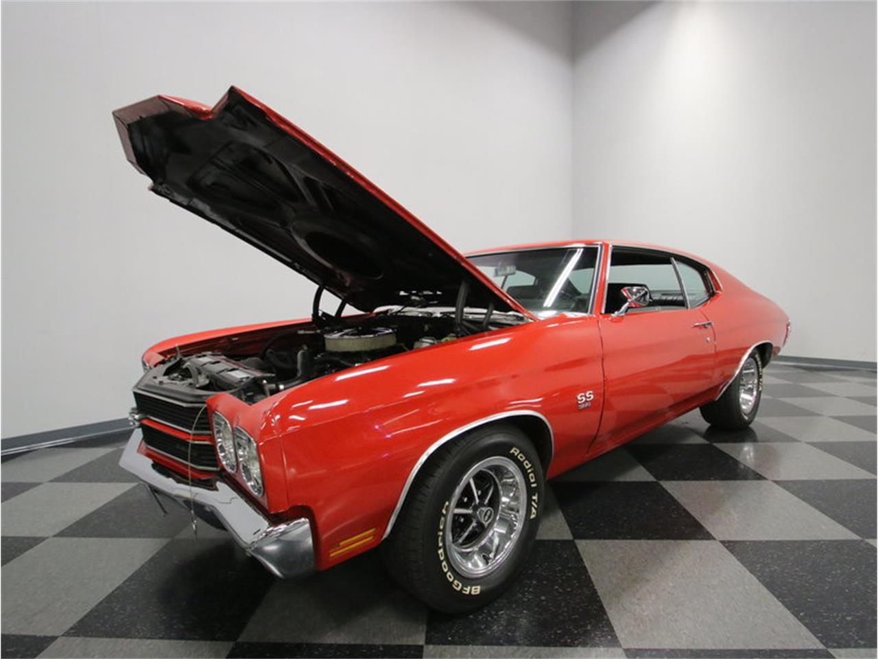 Large Picture of 1970 Chevelle SS Offered by Streetside Classics - Nashville - MFNU