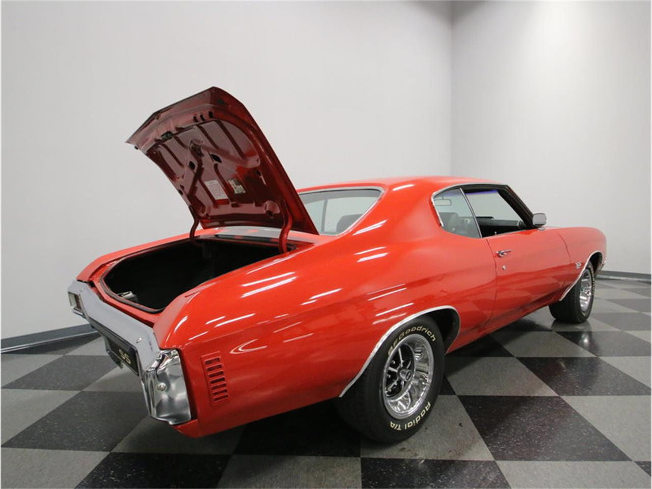 Large Picture of '70 Chevrolet Chevelle SS located in Lavergne Tennessee - MFNU