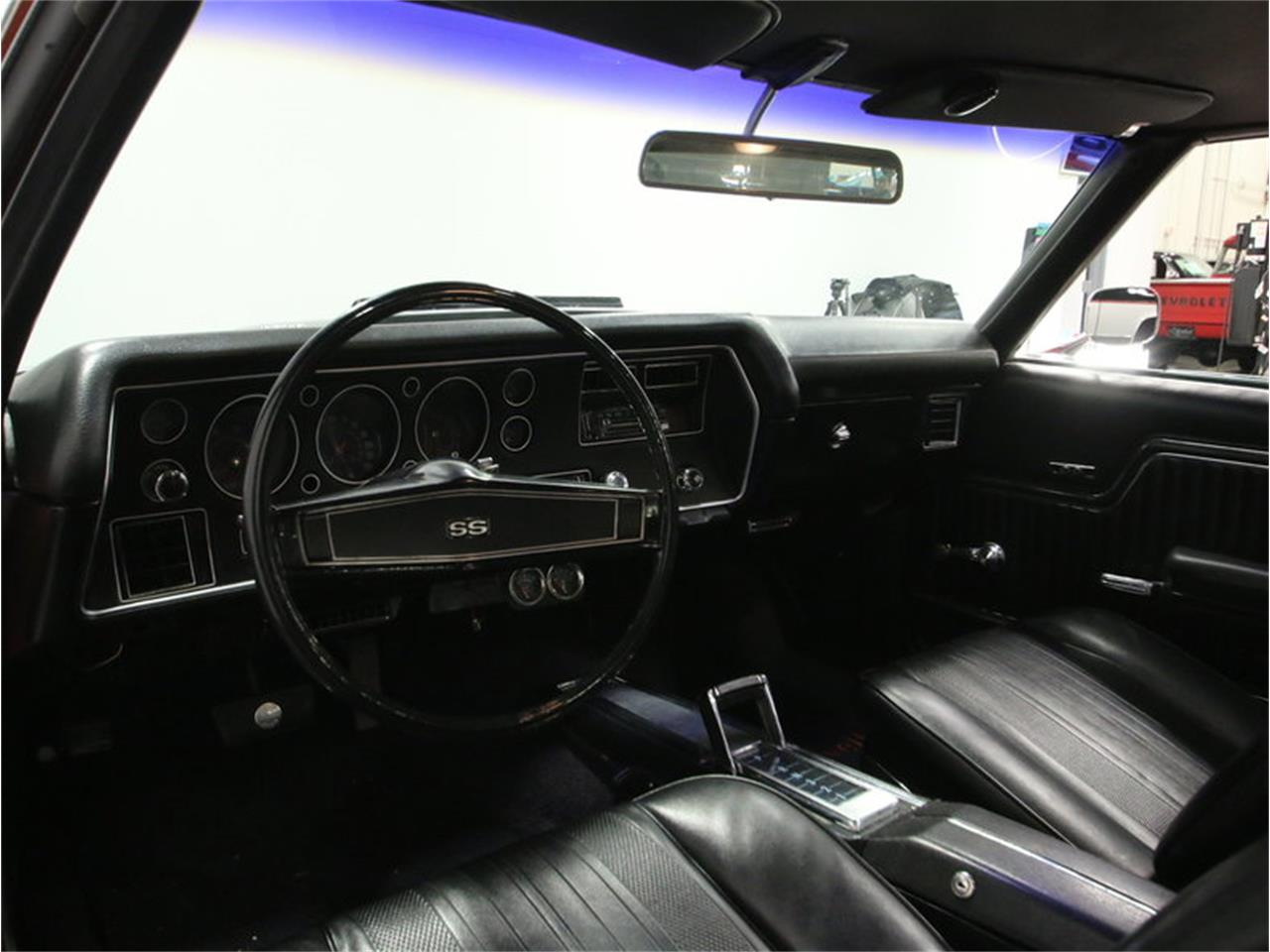 Large Picture of Classic '70 Chevrolet Chevelle SS located in Tennessee Offered by Streetside Classics - Nashville - MFNU