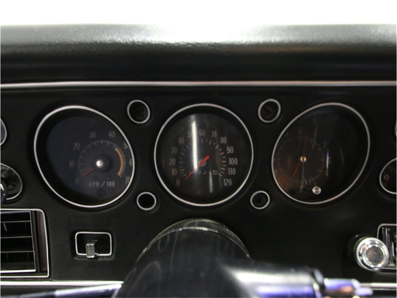 Large Picture of 1970 Chevelle SS - MFNU
