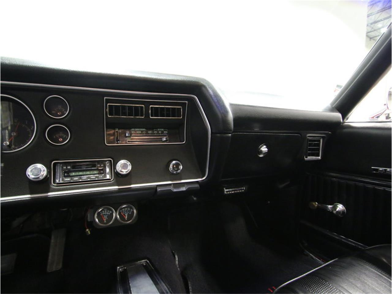 Large Picture of Classic 1970 Chevrolet Chevelle SS located in Tennessee Offered by Streetside Classics - Nashville - MFNU