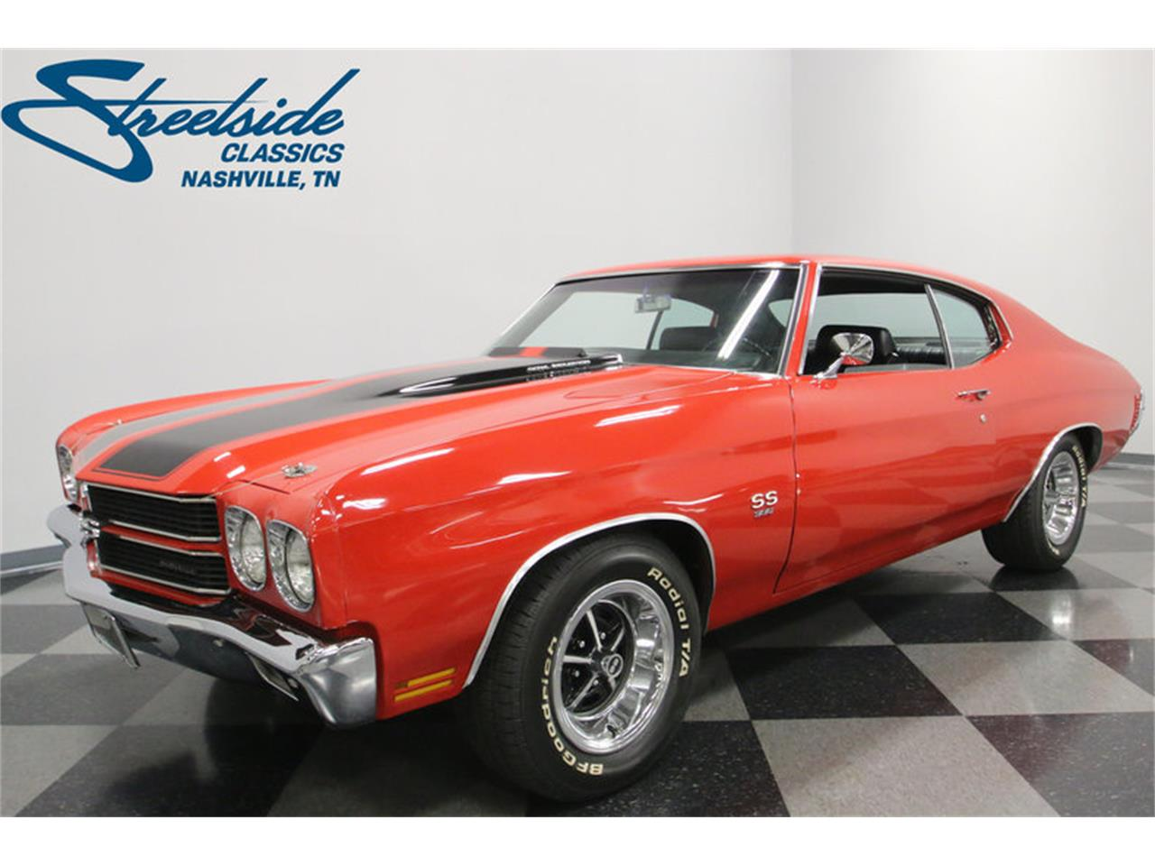 Large Picture of '70 Chevelle SS located in Tennessee - MFNU