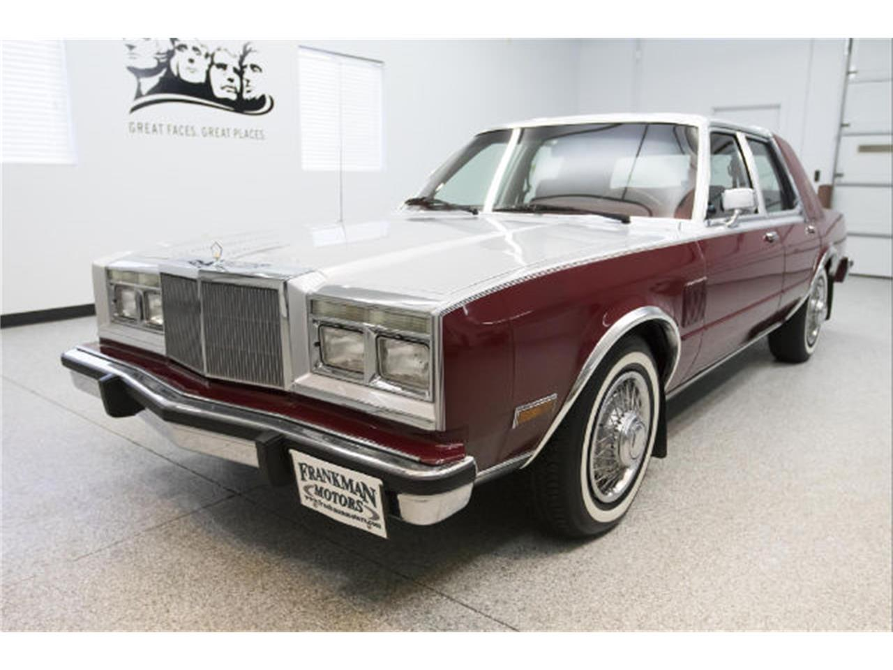 Large Picture of 1986 Chrysler Fifth Avenue located in South Dakota - $13,975.00 Offered by Frankman Motor Company - MFNZ
