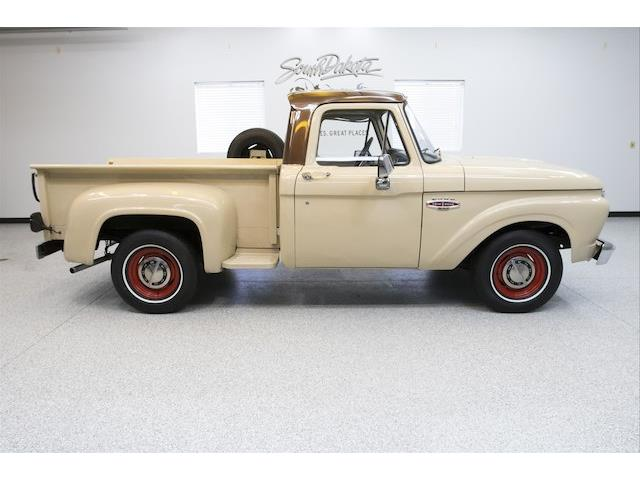Picture of '66 F100 - MFO1