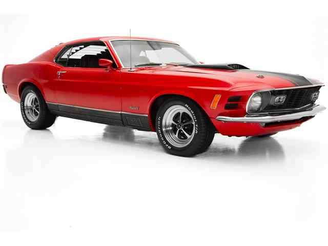 Picture of Classic 1970 Mustang - MFO8