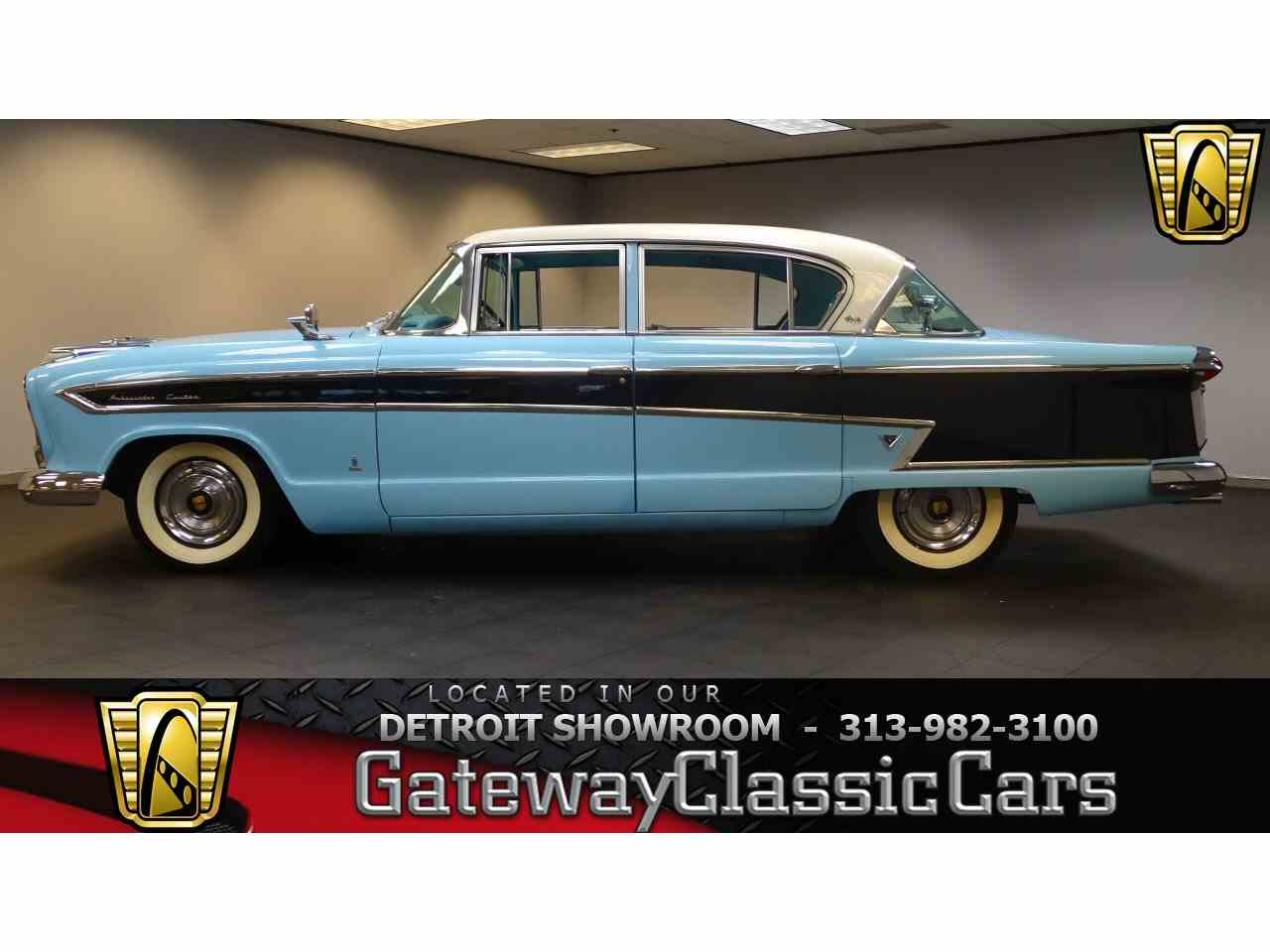 1957 Nash Ambassador for Sale | ClassicCars.com | CC-1046745