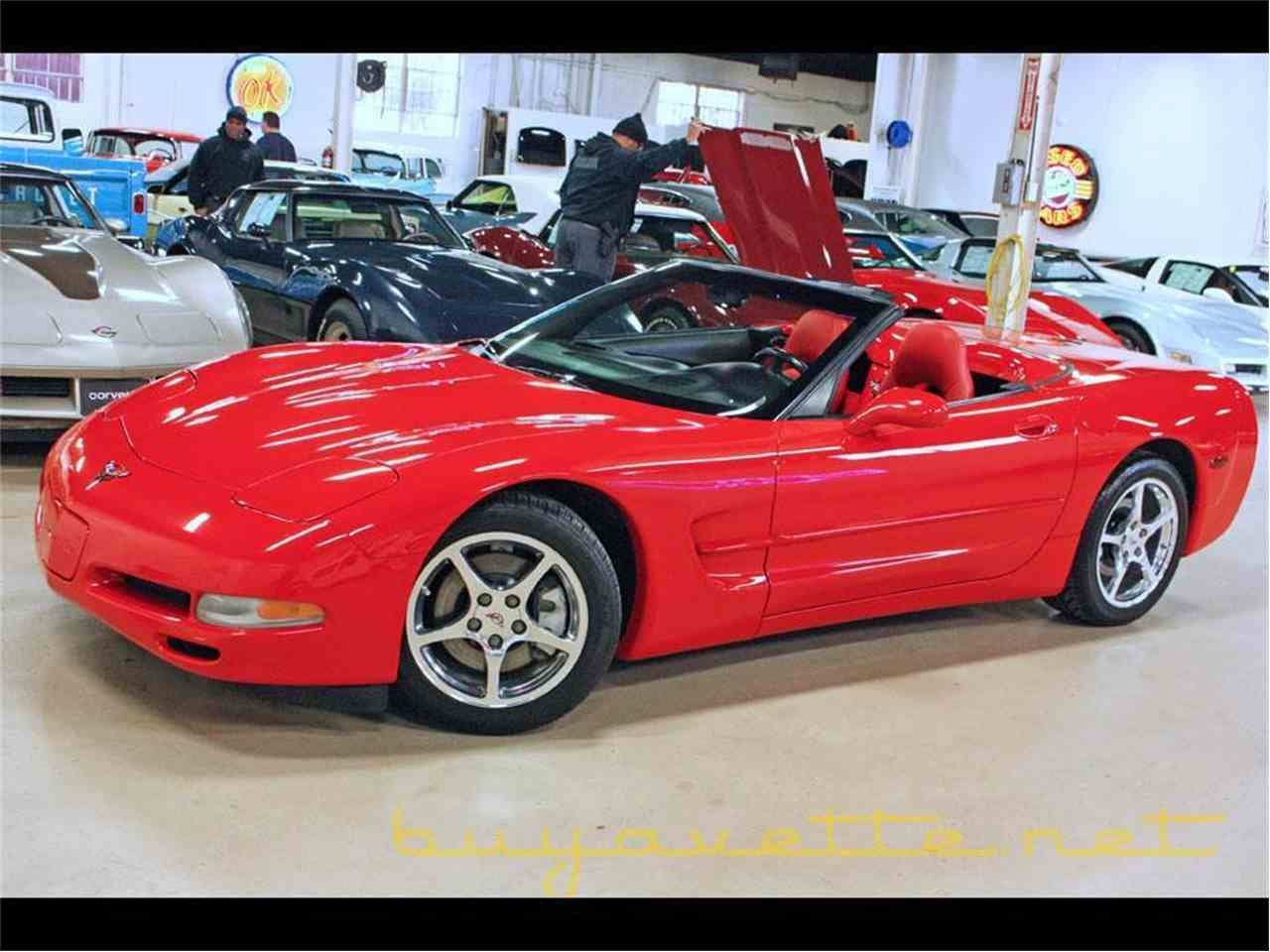 Large Picture of '02 Chevrolet Corvette - $16,999.00 - MFOA