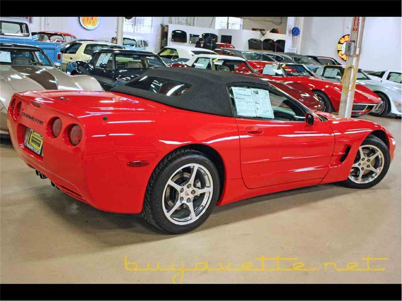 Large Picture of 2002 Chevrolet Corvette located in Atlanta Georgia - $16,999.00 - MFOA