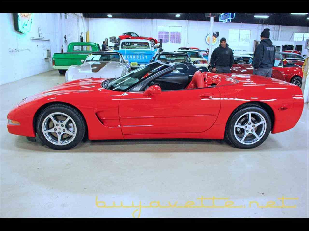 Large Picture of 2002 Corvette Offered by Buyavette - MFOA
