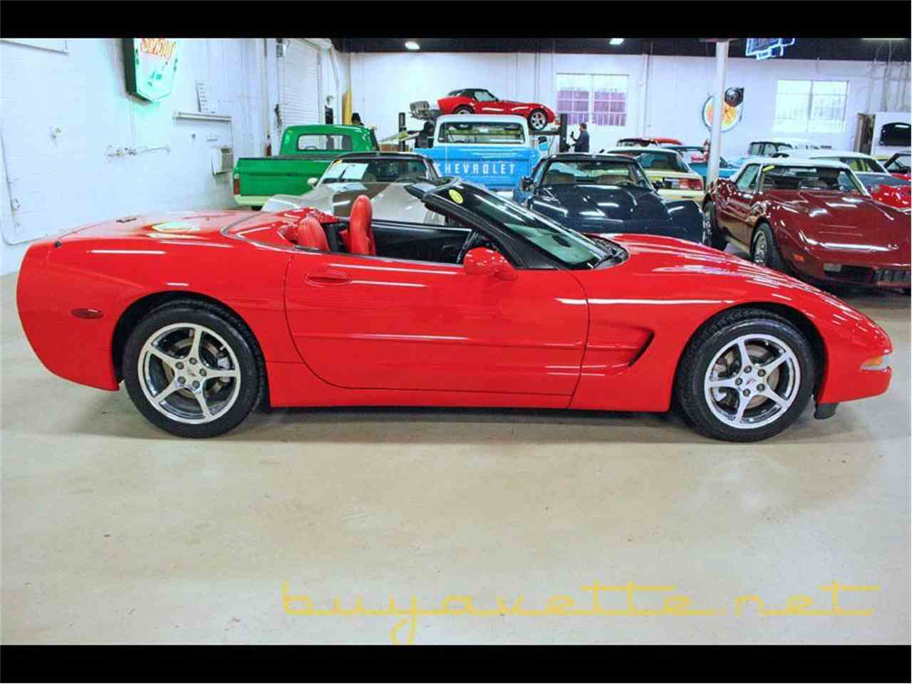 Large Picture of '02 Corvette located in Georgia - $16,999.00 Offered by Buyavette - MFOA