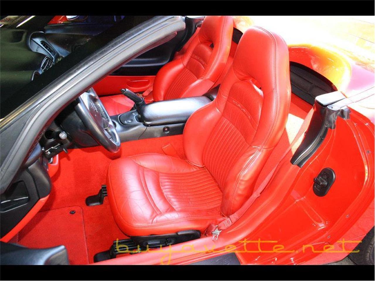 Large Picture of '02 Corvette - MFOA