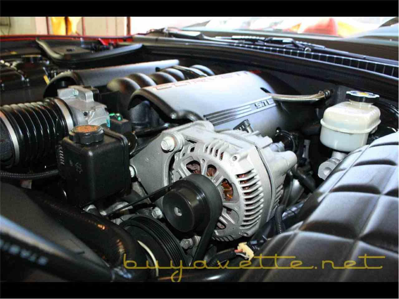 Large Picture of '02 Chevrolet Corvette Offered by Buyavette - MFOA