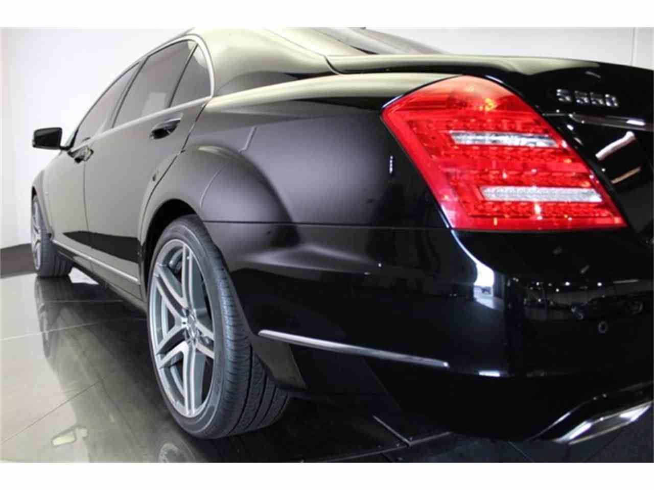 Large Picture of '12 S-Class - MAZO