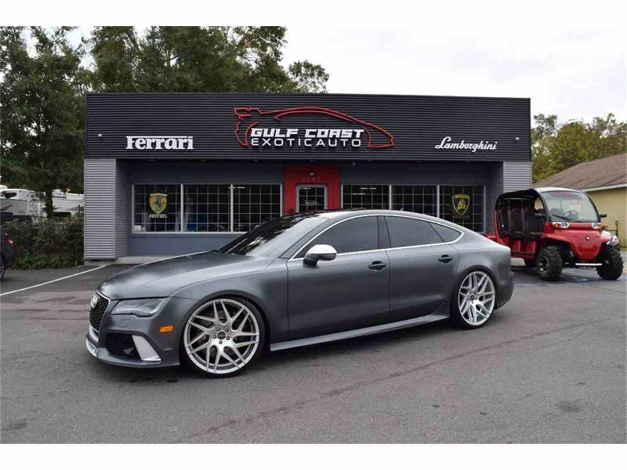 Audi Rs7 2014 For Sale >> 2014 Audi Rs7 For Sale Classiccars Com Cc 1046794