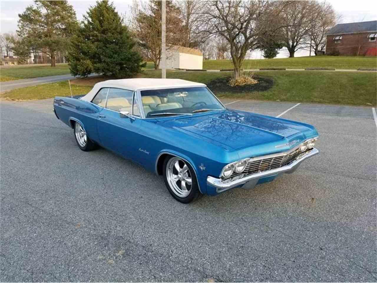 1965 Chevrolet Impala for Sale | ClassicCars.com | CC-1046799
