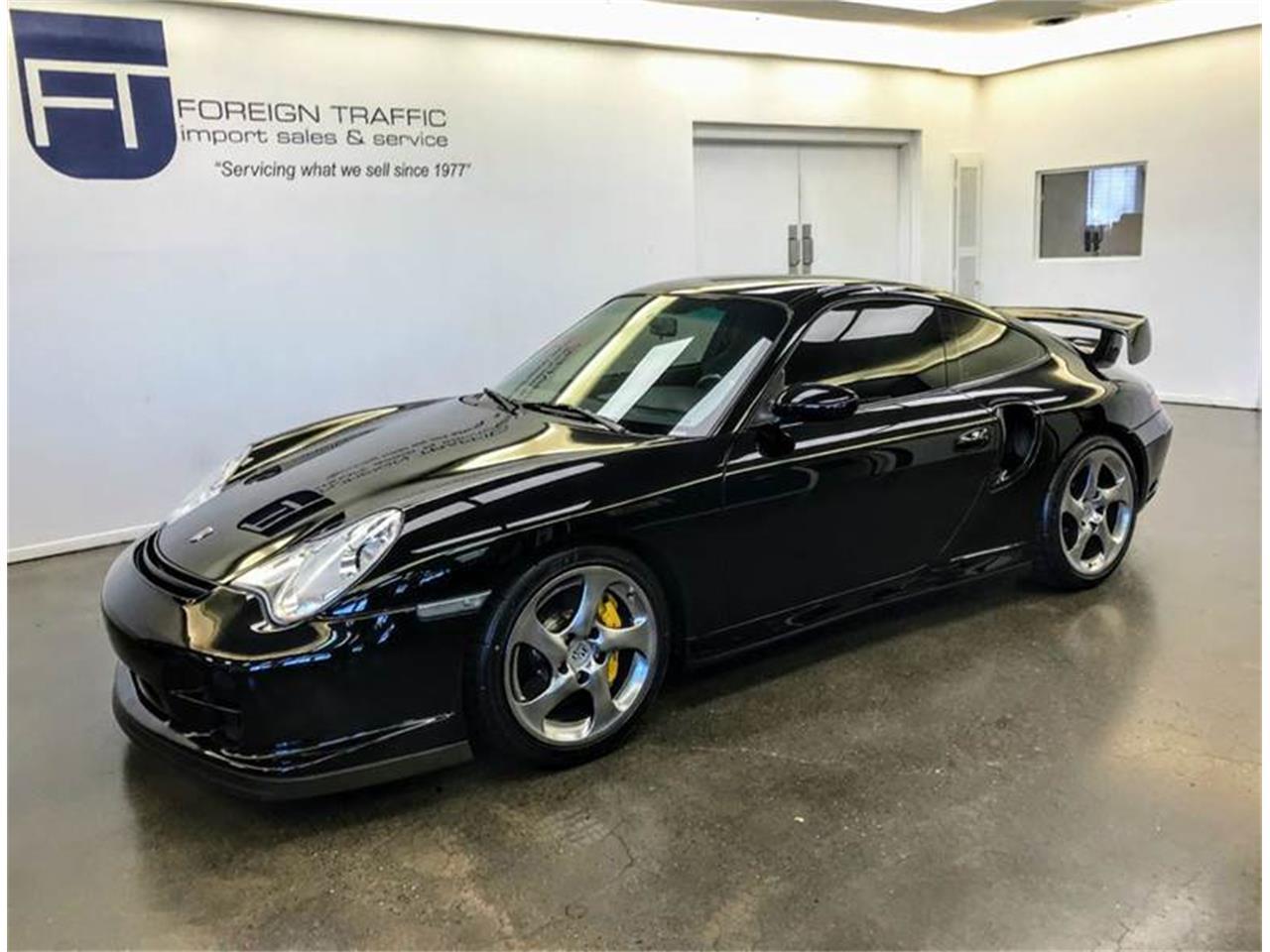 Large Picture of '02 Porsche 911 located in Allison Park Pennsylvania - MFQA