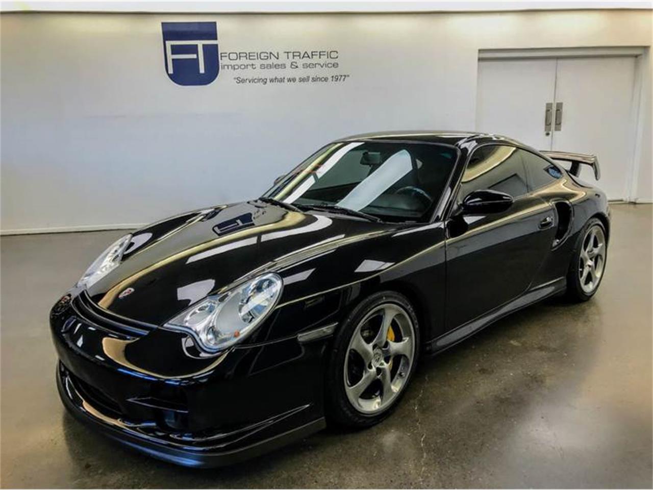 Large Picture of 2002 Porsche 911 located in Allison Park Pennsylvania - $129,950.00 - MFQA