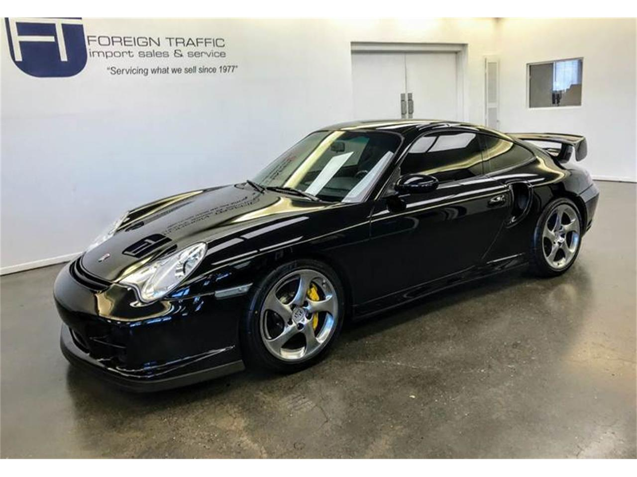 Large Picture of '02 Porsche 911 Offered by Foreign Traffic Import Sales & Service - MFQA