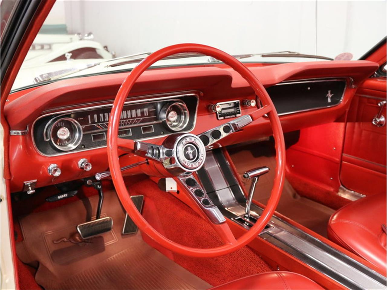 Large Picture of '65 Mustang - MFQC
