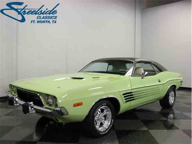 Picture of 1973 Challenger located in Ft Worth Texas - $32,995.00 - MFQN