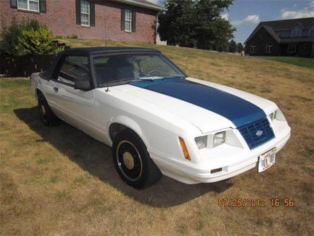 Picture of 1983 Mustang located in Shenandoah Iowa - MFQO