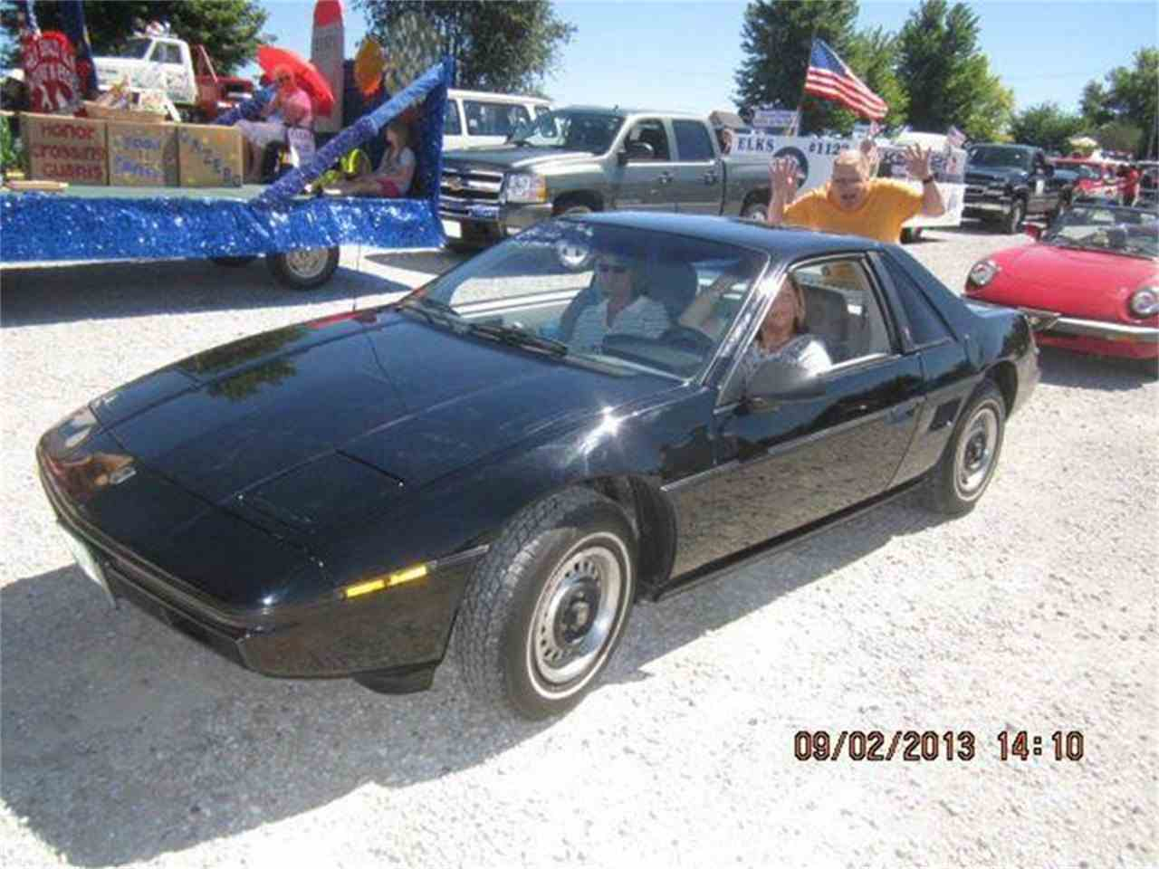 Large Picture of '84 Fiero located in Iowa - $7,000.00 Offered by Wayne Johnson Private Collection - MFQU