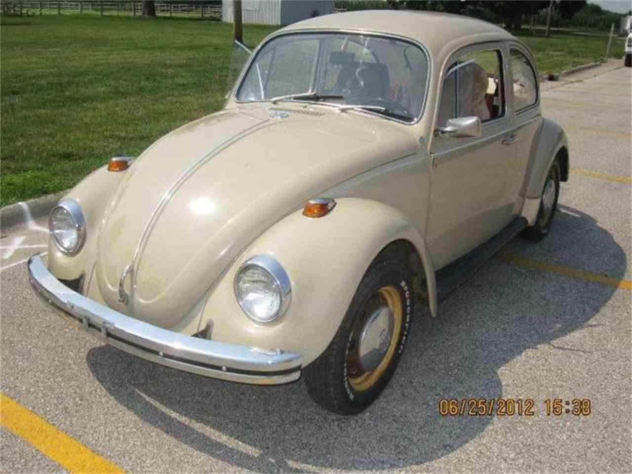 1969 Volkswagen Beetle for Sale | ClicCars.com | CC-1046841