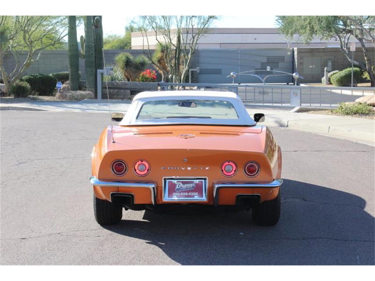 Large Picture of '73 Corvette - MFRJ