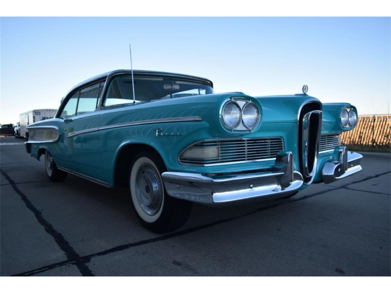Large Picture of '58 Pacer - MFRO