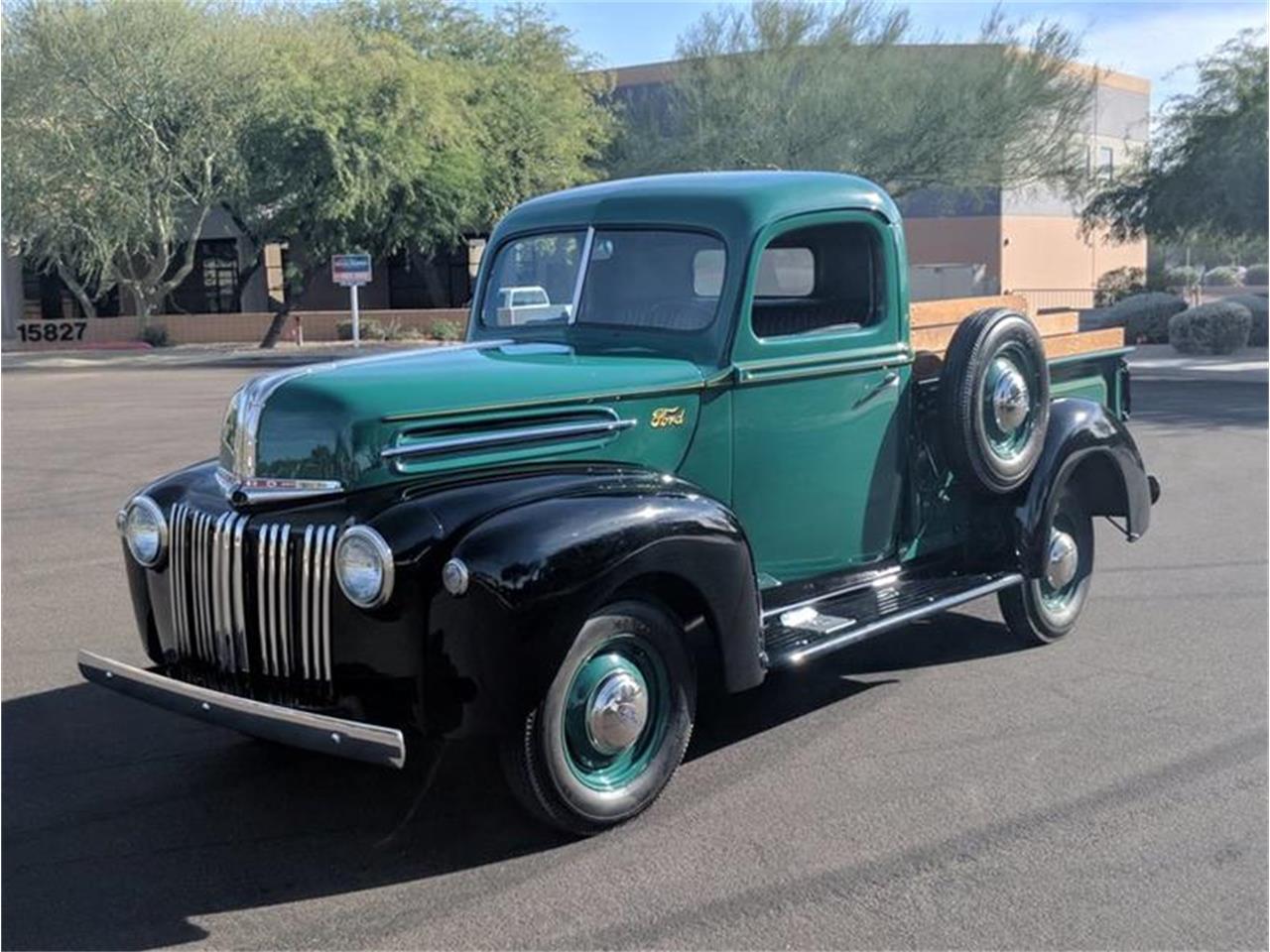 1946 ford f100 for sale cc 1046869. Black Bedroom Furniture Sets. Home Design Ideas
