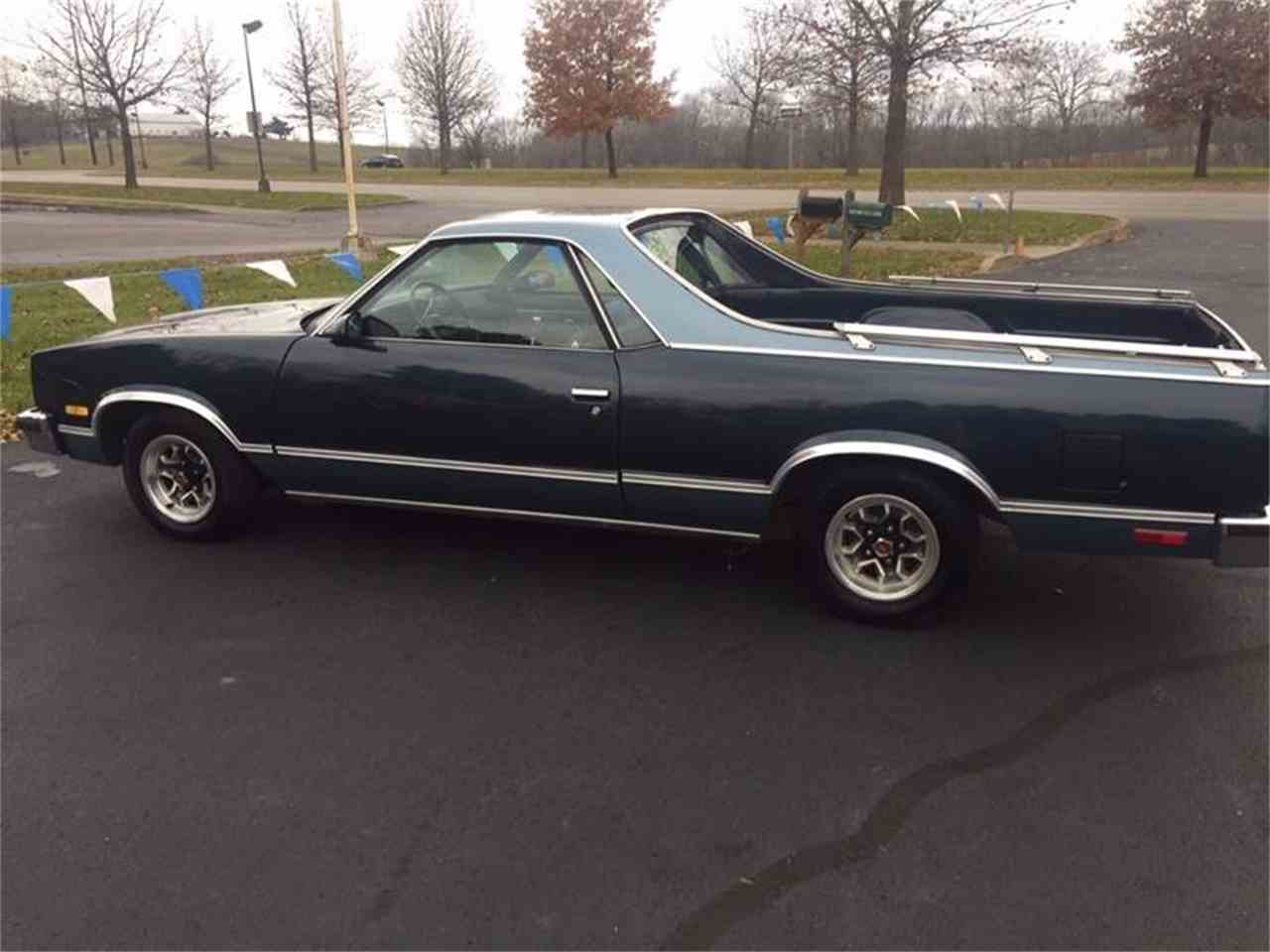 Large Picture of 1986 El Camino located in Kentucky - MFS4