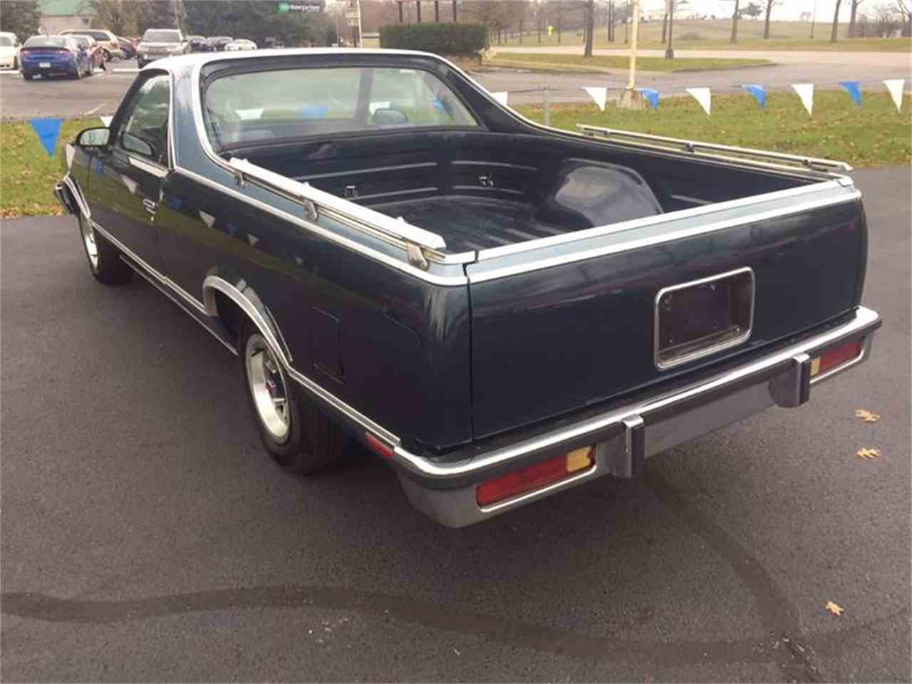 Large Picture of '86 El Camino located in Kentucky Offered by Central Kentucky Classic Cars LLC  - MFS4