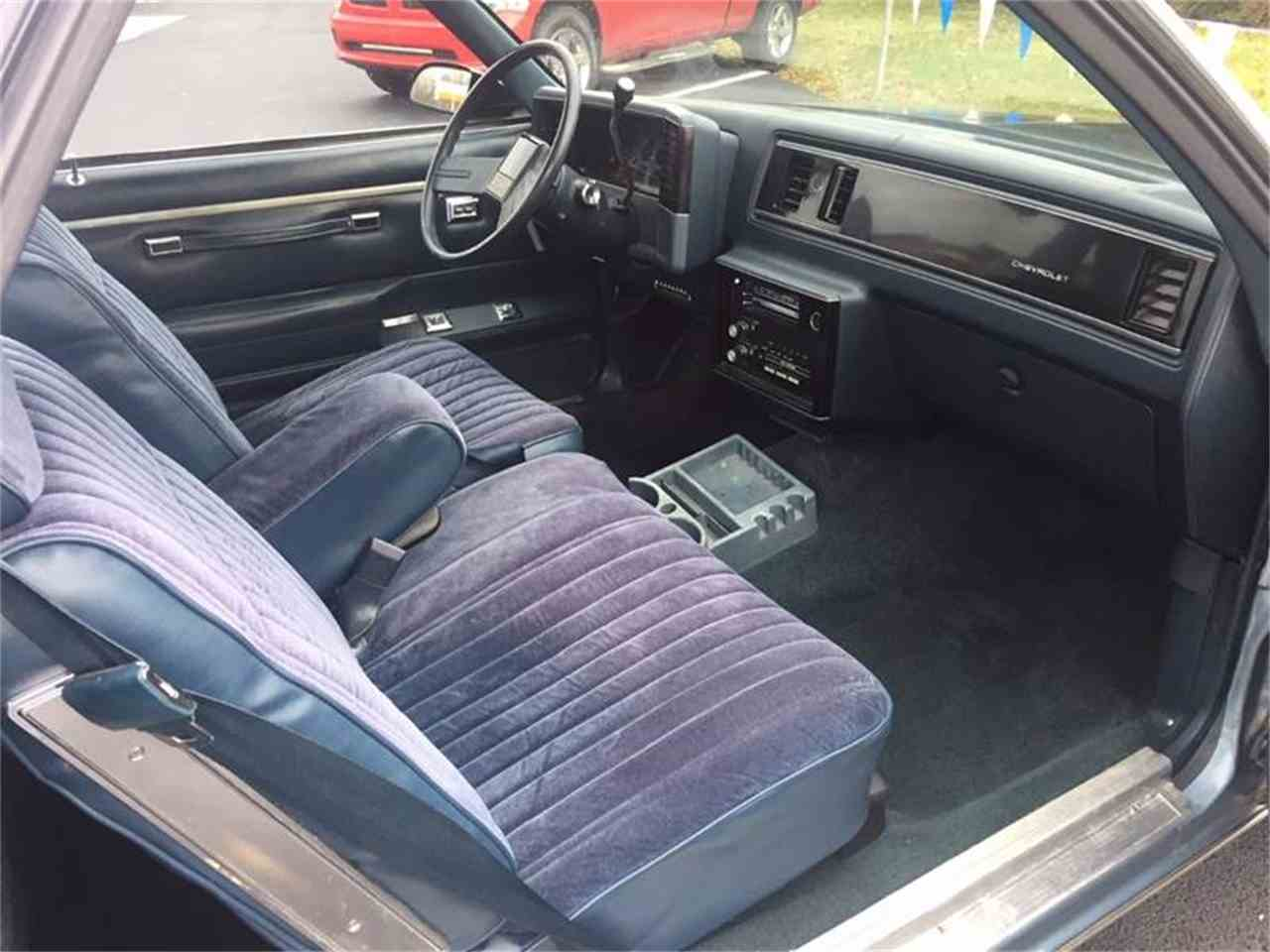Large Picture of '86 Chevrolet El Camino located in Kentucky - $7,500.00 Offered by Central Kentucky Classic Cars LLC  - MFS4