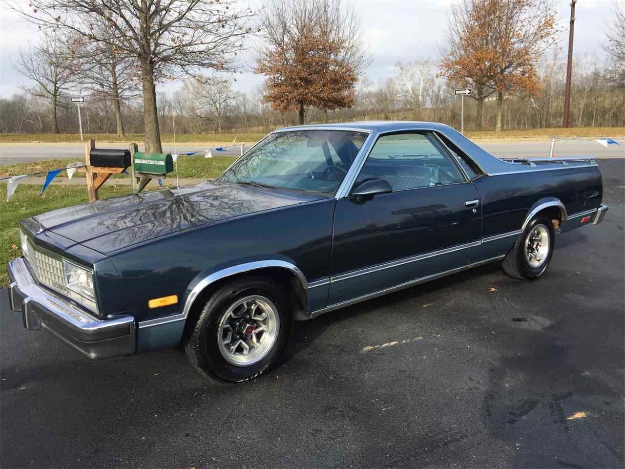 Large Picture of 1986 Chevrolet El Camino located in Paris  Kentucky - $7,500.00 - MFS4