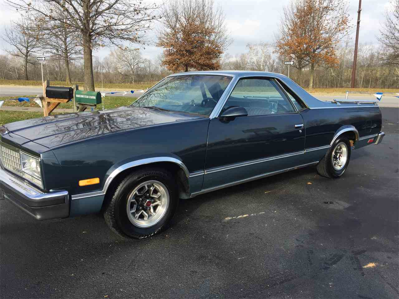 Large Picture of '86 Chevrolet El Camino - $7,500.00 - MFS4