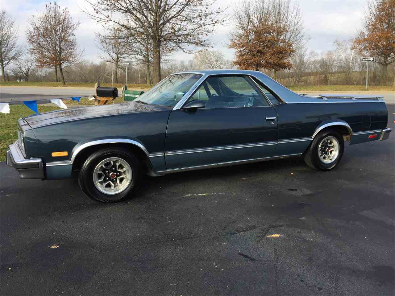 Large Picture of 1986 El Camino Offered by Central Kentucky Classic Cars LLC  - MFS4