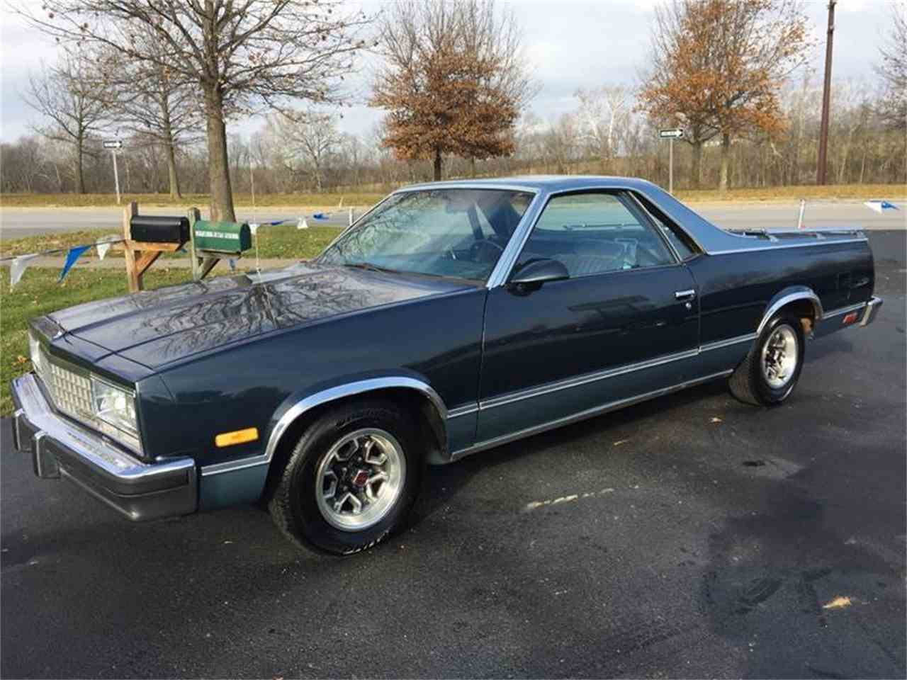 Large Picture of 1986 Chevrolet El Camino - MFS4