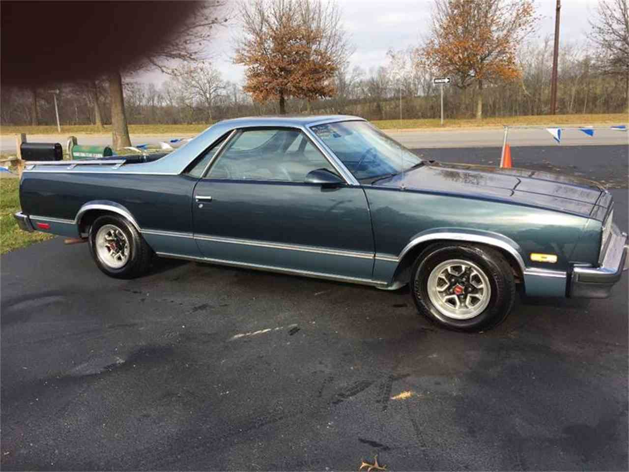 Large Picture of 1986 Chevrolet El Camino Offered by Central Kentucky Classic Cars LLC  - MFS4