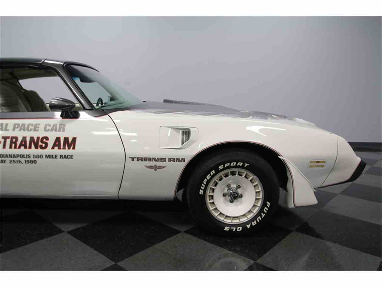 Large Picture of '80 Trans Am Official Pace Car - MFS6