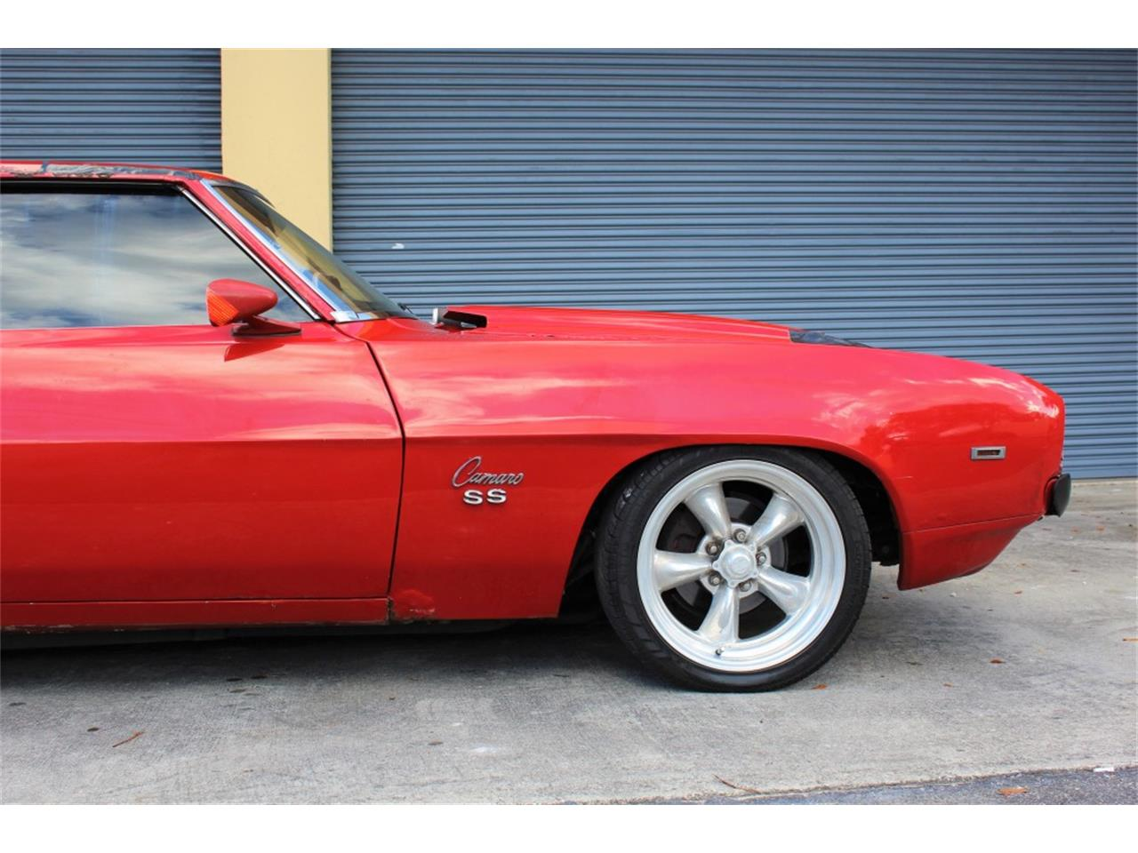 Large Picture of 1969 Camaro Offered by Auto Source Group LLC - MFS8