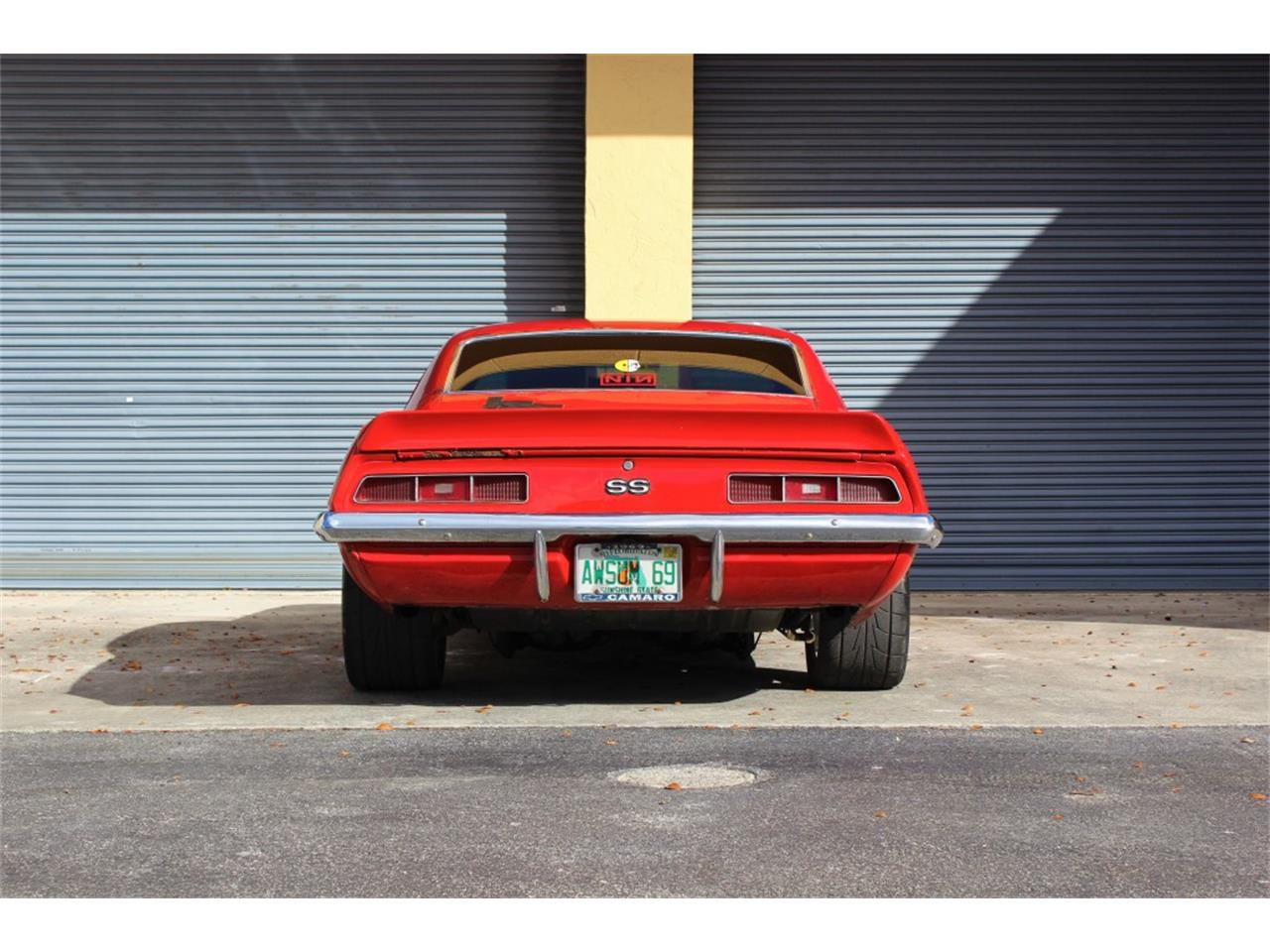 Large Picture of '69 Camaro located in Florida - $16,490.00 Offered by Auto Source Group LLC - MFS8