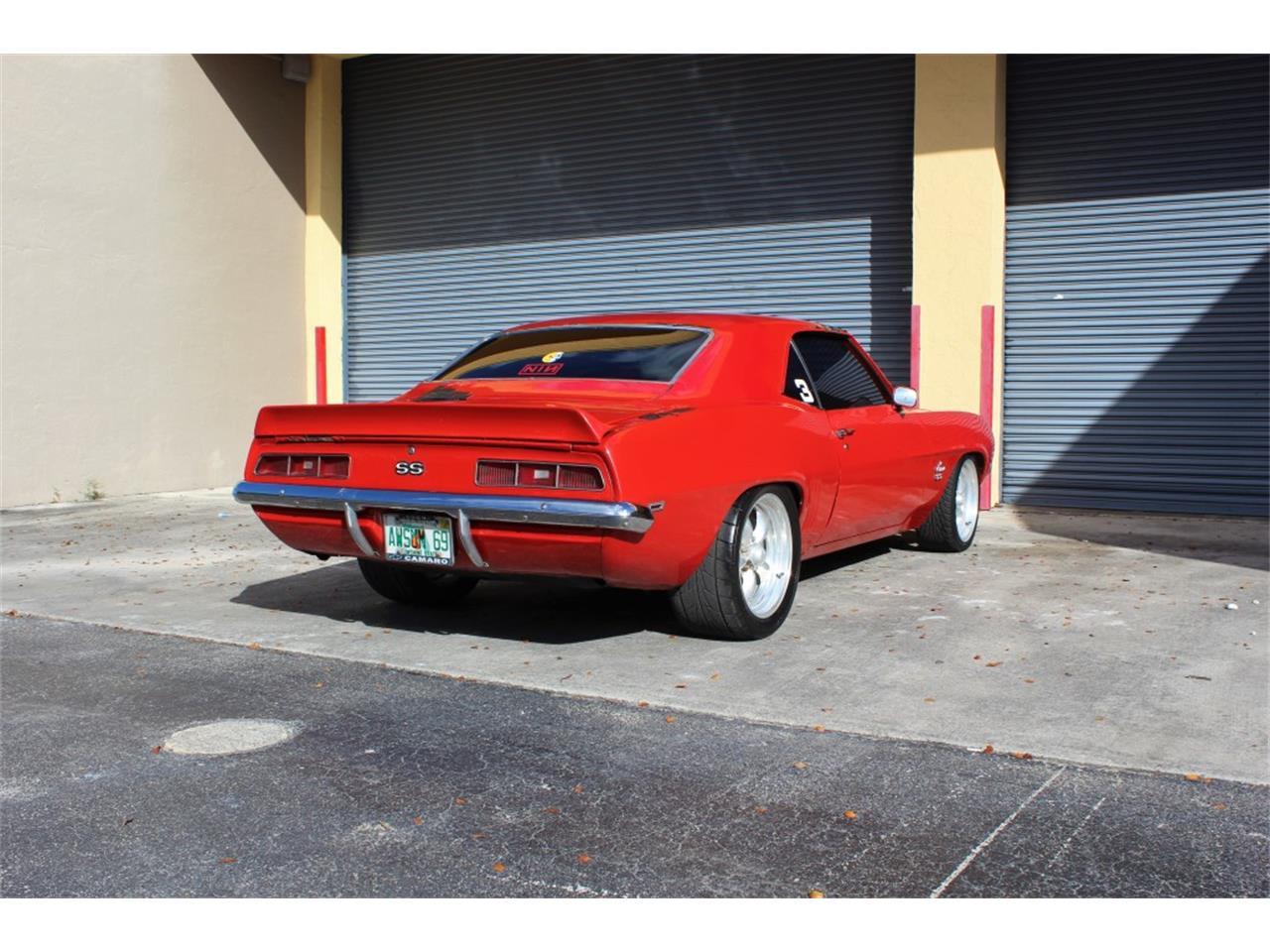 Large Picture of 1969 Chevrolet Camaro - MFS8