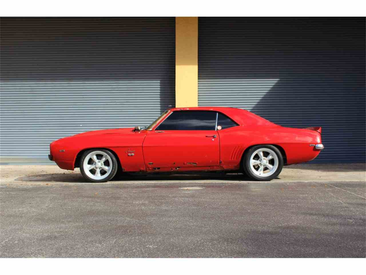 Large Picture of '69 Camaro - MFS8
