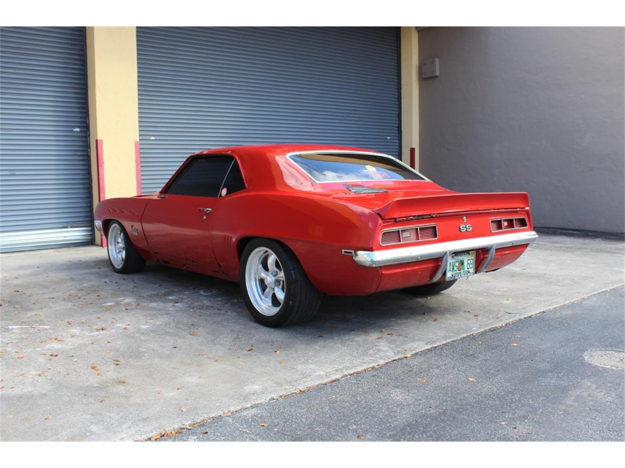 Large Picture of Classic '69 Camaro - $16,490.00 Offered by Auto Source Group LLC - MFS8
