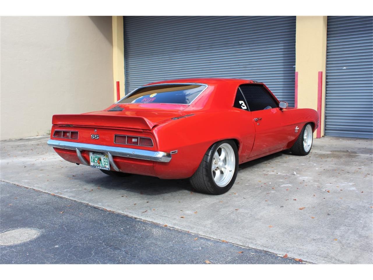 Large Picture of Classic '69 Camaro - $16,490.00 - MFS8