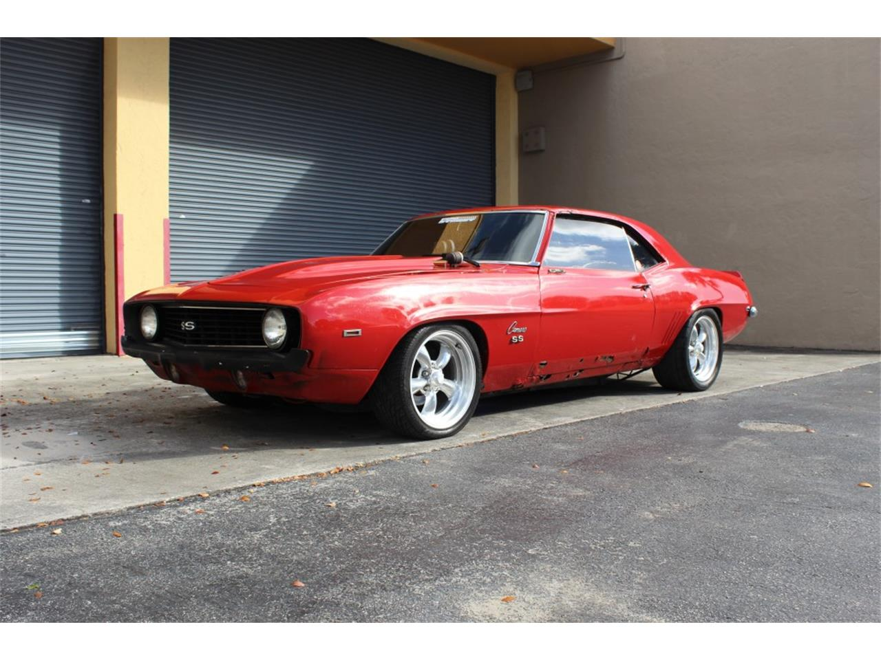 Large Picture of 1969 Chevrolet Camaro located in Florida - MFS8